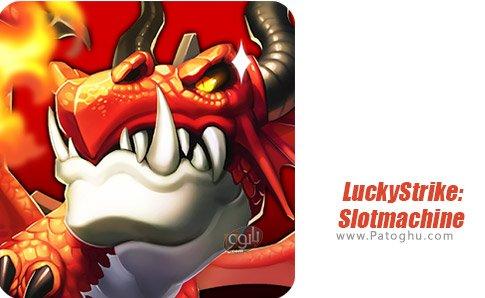 دانلود LuckyStrike Slotmachine Puzzle RPG برای اندروید