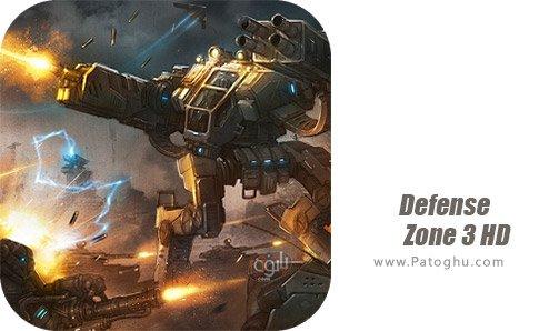 دانلود Defense Zone 3 HD برای اندروید
