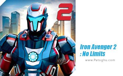 دانلود Iron Avenger 2 : No Limits برای اندروید