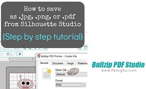 دانلود Bullzip PDF Studio برای ویندوز