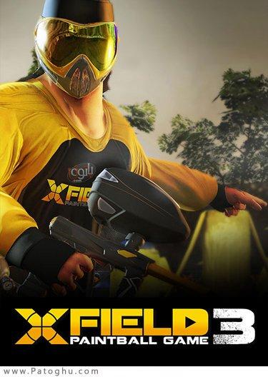 دانلود XField Paintball 3