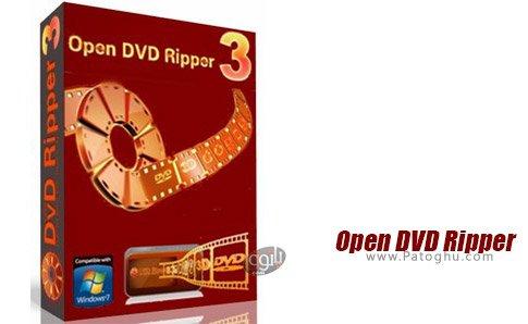 دانلود Open DVD Ripper برای ویندوز