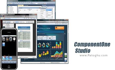دانلود ComponentOne Studio برای ویندوز