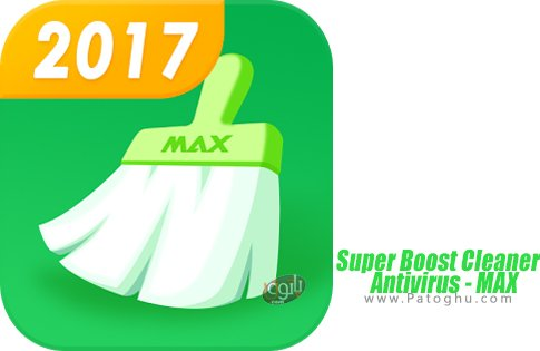 دانلود Super Boost Cleaner, Antivirus - MAX