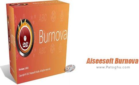 دانلودAiseesoft Burnova برای ویندوز
