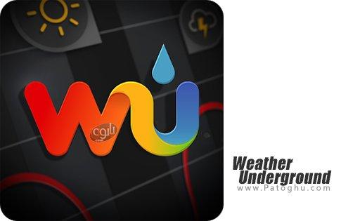 دانلود Weather Underground: Forecasts