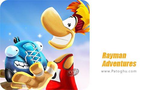 دانلود Rayman Adventures برای اندروید