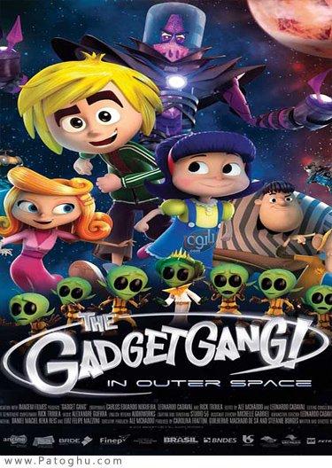 دانلود (GadgetGang in Outer Space (2017
