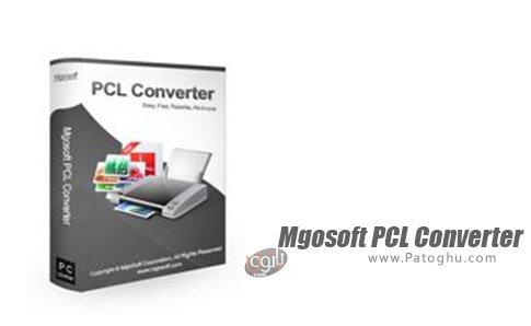 دانلود Mgosoft PCL Converter برای ویندوز