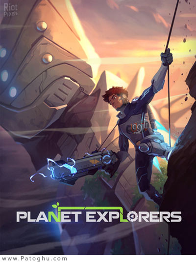 دانلود Planet Explorers