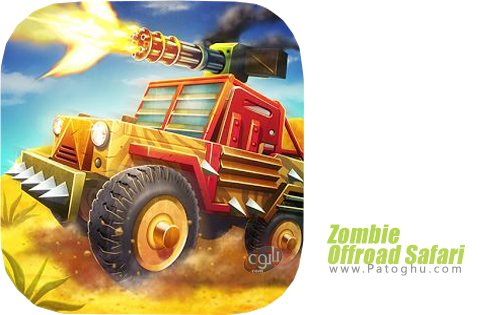 دانلود Zombie Offroad Safari