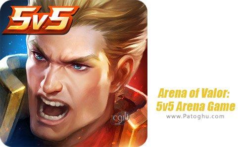 دانلود Arena of Valor: 5v5 Arena Game برای اندروید