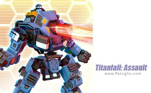 دانلود Titanfall: Assault برای اندروید
