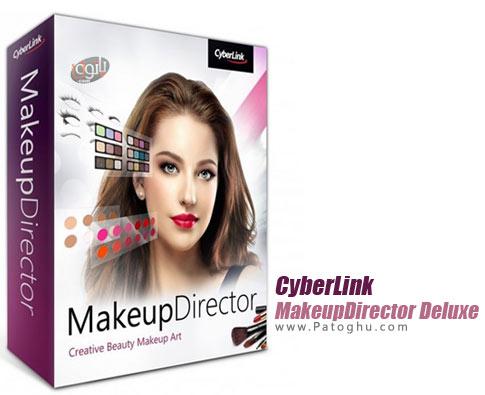 نرم افزار CyberLink MakeupDirector Deluxe