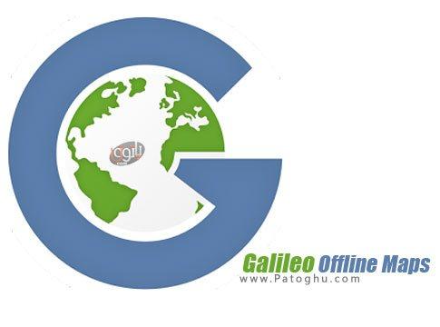 نرم افزار Galileo Offline Maps Pro