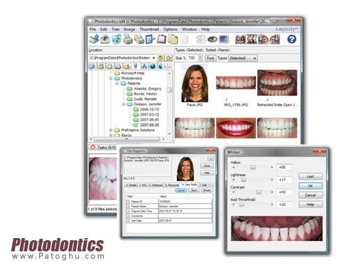 نرم افزار Photodontics Pro