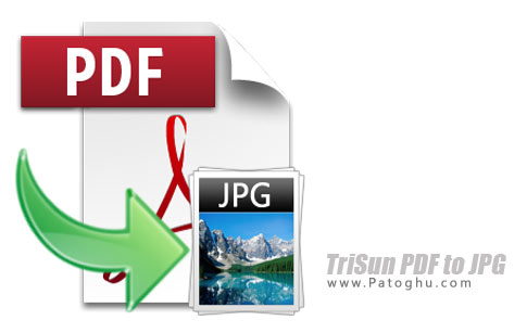 نرم افزار TriSun PDF to JPG
