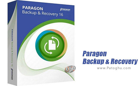 دانلود Paragon Backup & Recovery برای ویندوز