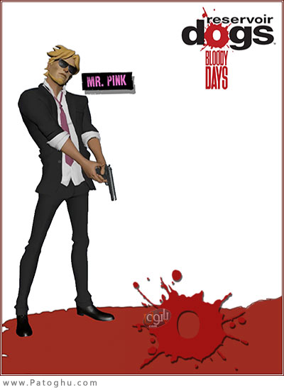 بازی Reservoir Dogs Bloody Days