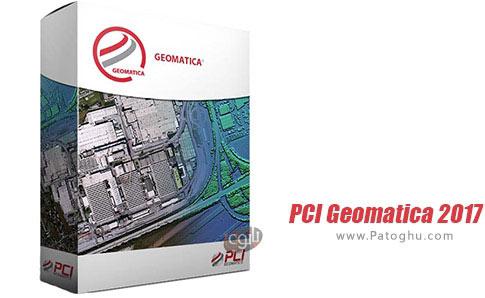 دانلود PCI Geomatica 2017 برای ویندوز