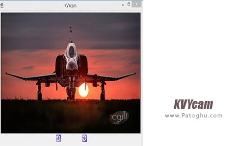 دانلود KVYcam برای ویندوز