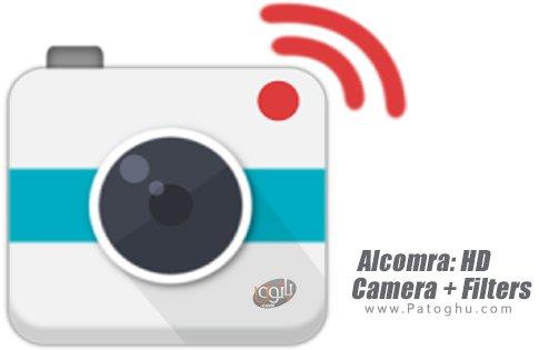 دانلود Alcomra: HD Camera + Filters Pro