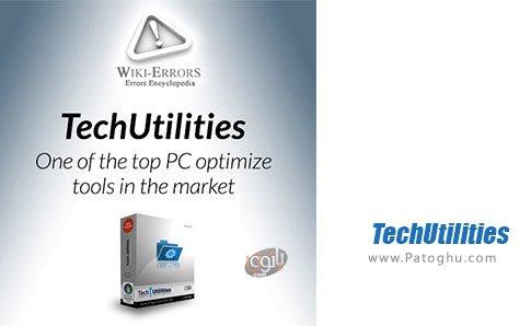 دانلود TechUtilities برای ویندوز
