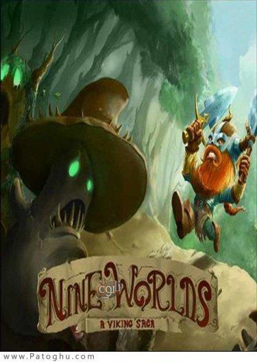 دانلود Nine Worlds - A Viking saga