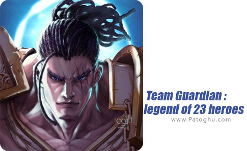 دانلود Team Guardian legend of 23 heroes برای اندروید