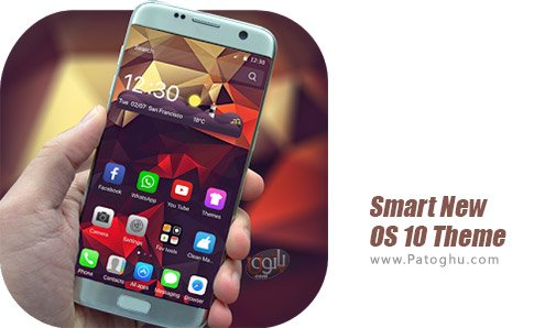دانلود Smart New OS 10 Theme برای اندروید