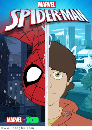 دانلود (Spider-Man (2017 TV series