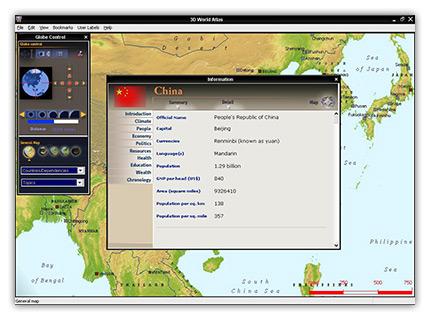 دانلود 3D World Atlas
