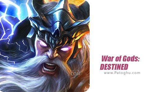 دانلود War of Gods:DESTINED برای اندروید