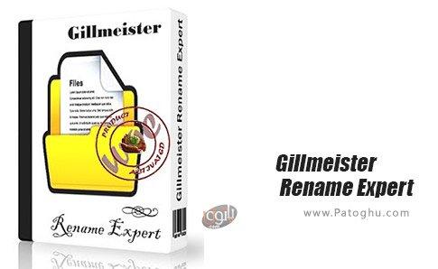 دانلود Gillmeister Rename Expert برای ویندوز