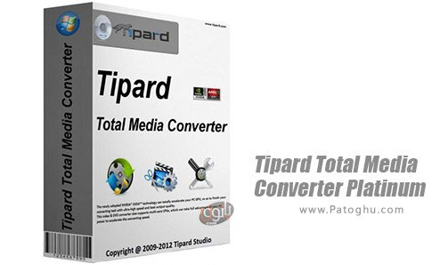 دانلود Tipard Total Media Converter Platinum برای اندروید