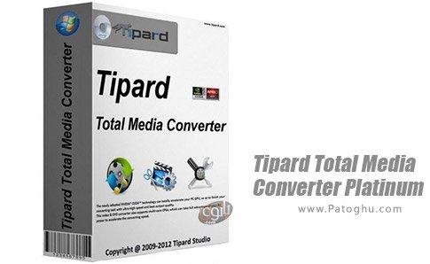 دانلود Tipard Total Media Converter Platinum برای اندروید