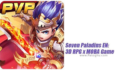 دانلود Seven Paladins EN: 3D RPG x MOBA Game برای اندروید