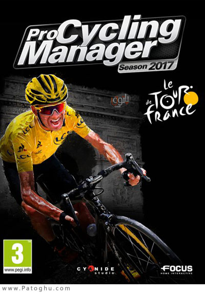 دانلود Pro Cycling Manager 2017 برای ویندوز