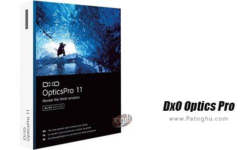 دانلود DxO Optics Pro برای اندروید