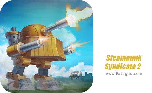 دانلود Steampunk Syndicate 2 برای اندروید