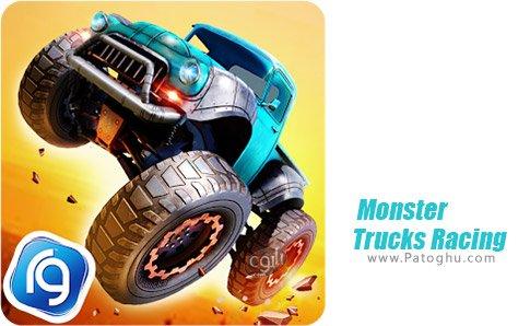 دانلود Monster Trucks Racing برای اندروید