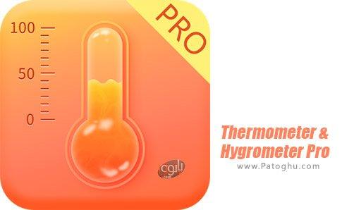 دانلود Thermometer & Hygrometer Pro برای اندروید