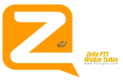 دانلود Zello PTT Walkie Talkie
