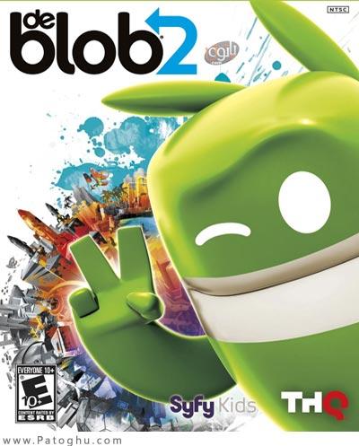 دانلود de Blob 2 برای ویندوز