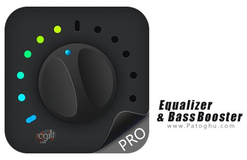 دانلود Equalizer & Bass Booster