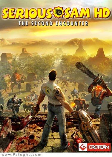 دانلود Serious Sam HD: The Second Encounter