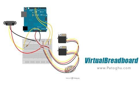دانلود VirtualBreadboard برای ویندوز