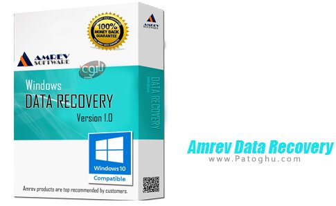 دانلود Amrev Data Recovery