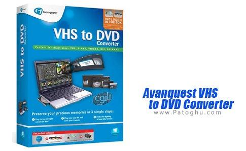 دانلود Avanquest VHS to DVD