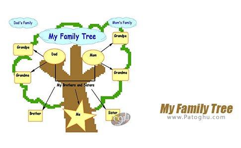 دانلود My Family Tree برای ویندوز